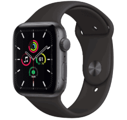 Apple Watch SE with GPS