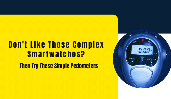 Best Pedometer for Shoes