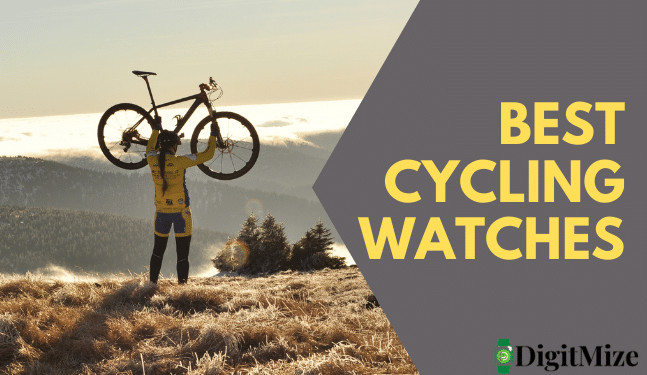 Best Smartwatches for Cycling