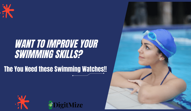 Best Smartwatches for Swimming