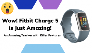 Fitbit Charge 5 Review