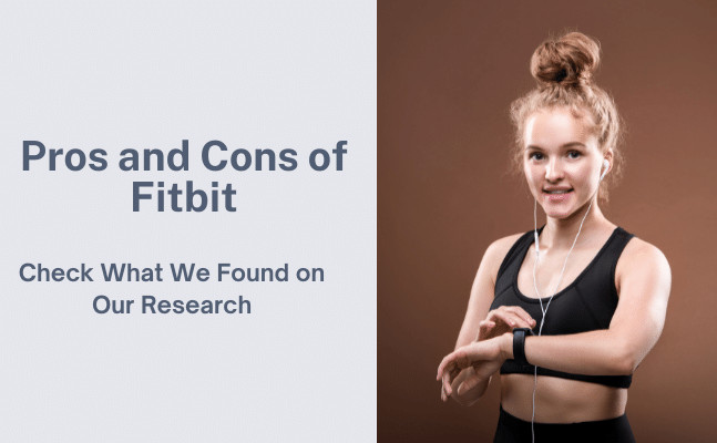 Pros and Cons of Fitbit